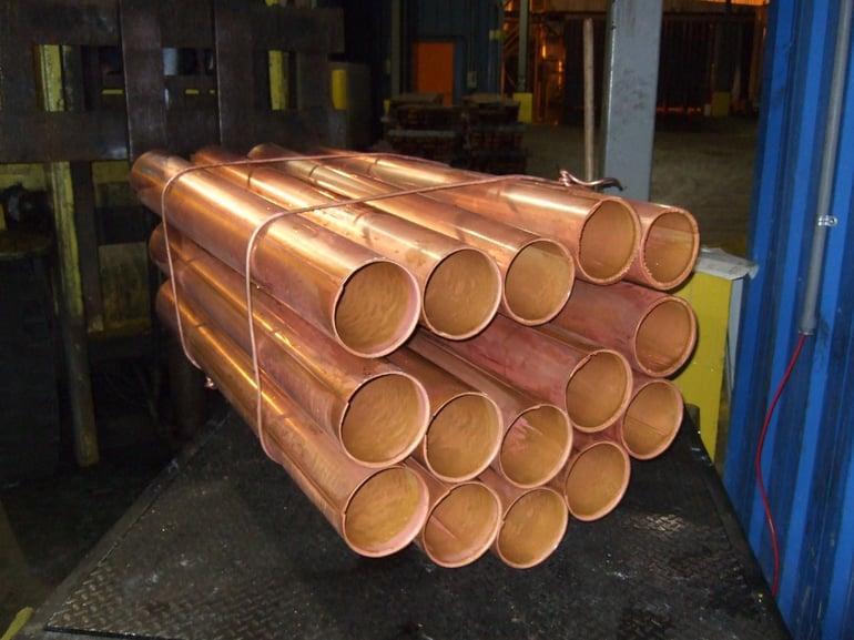 copper electrowinning